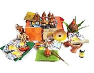 ShubhBhakti Ganesh Chaturthi Puja Kit