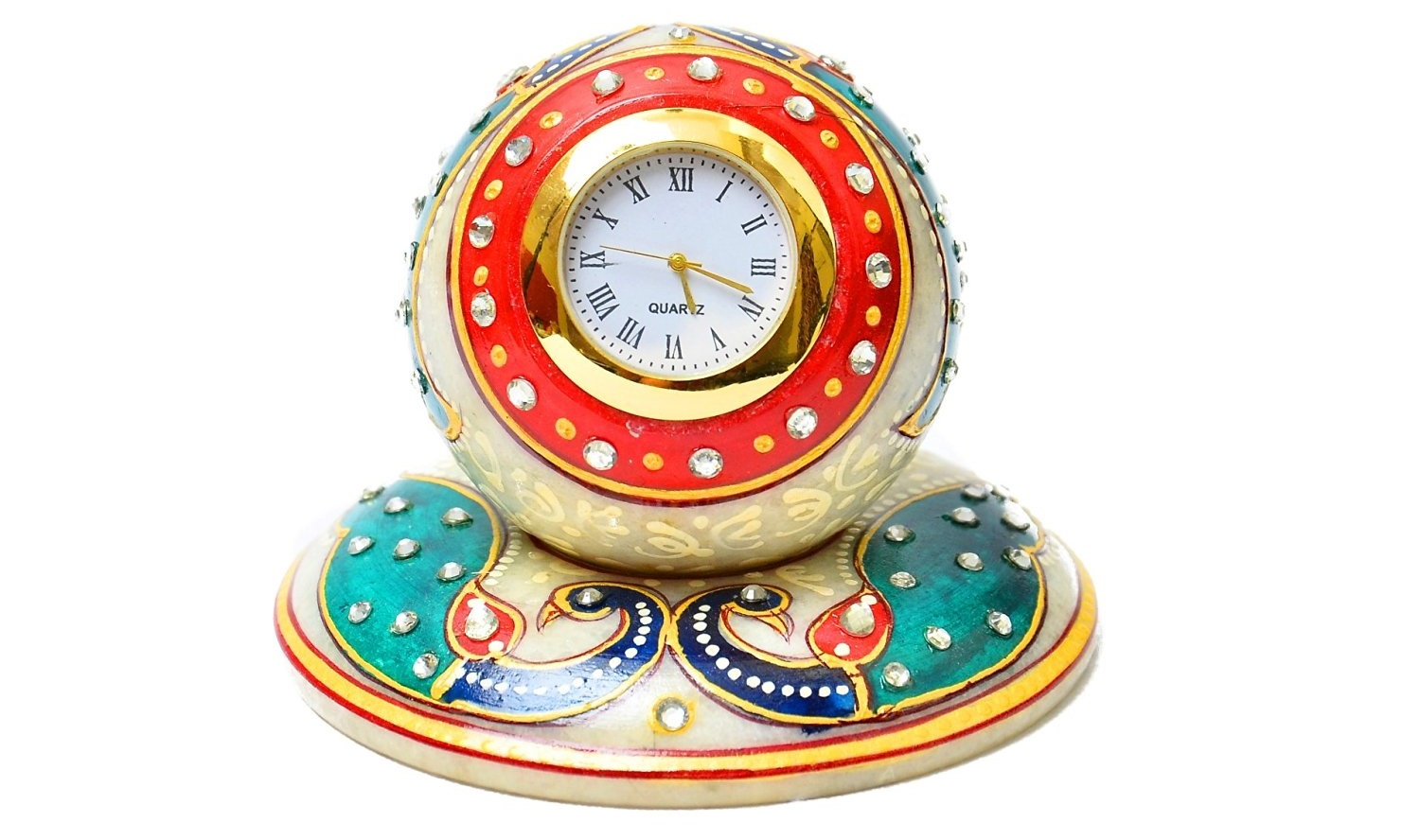 Special Ganesh Chaturthi Watch Clock