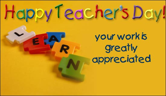 Teacher's day-1
