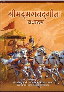 The Holy Gita Hindi