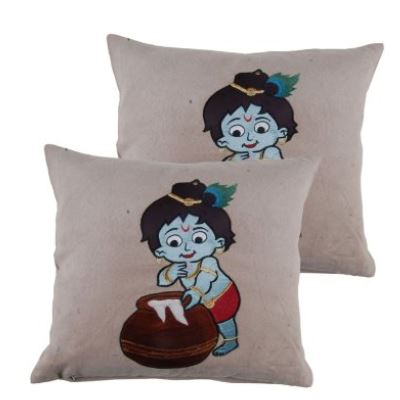 krishna cushion