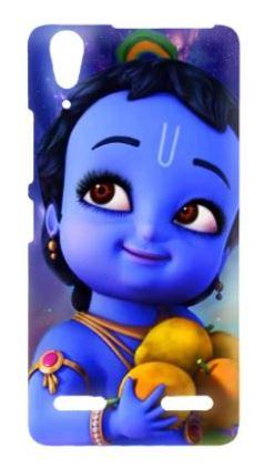 krishna phone back cover