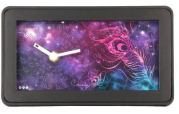 krishna table clock