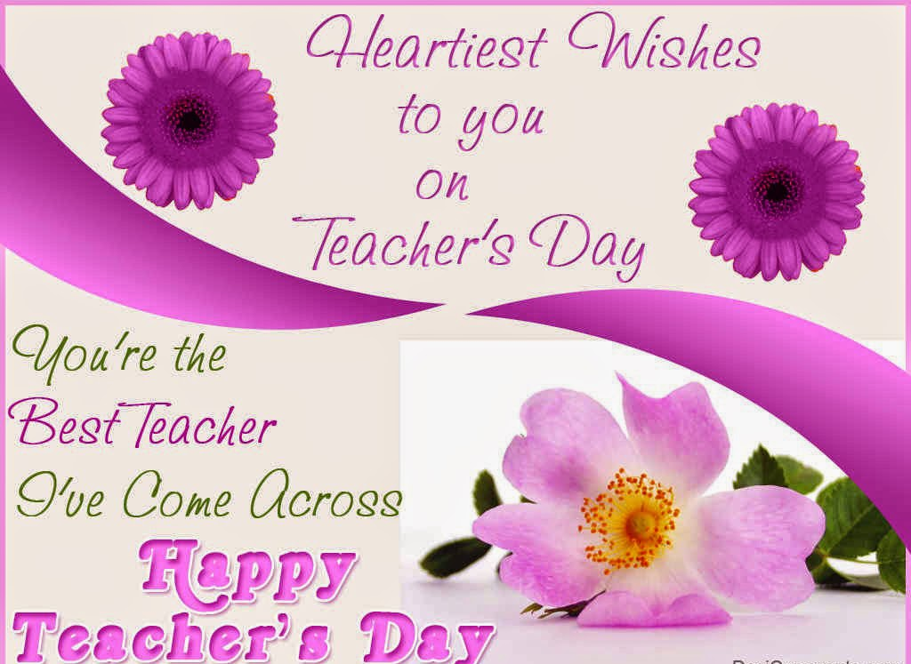 Simple and unique ways to celebrate Teachers day - Unusual ...