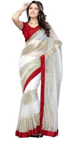 Traditional Bengali Saree: