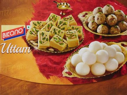 Sweets for Dussehra
