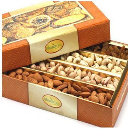 Ghasitaram's Dry Fruit Boxset