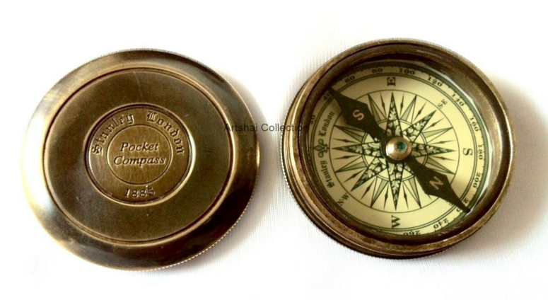 magnetic compass - birthday gift ideas