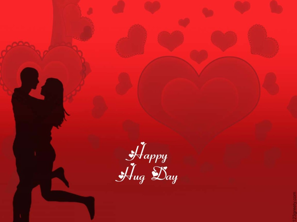 happy hug-day