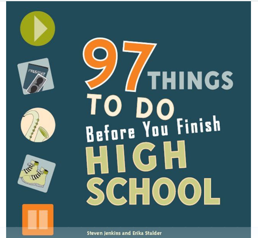 97 things to do