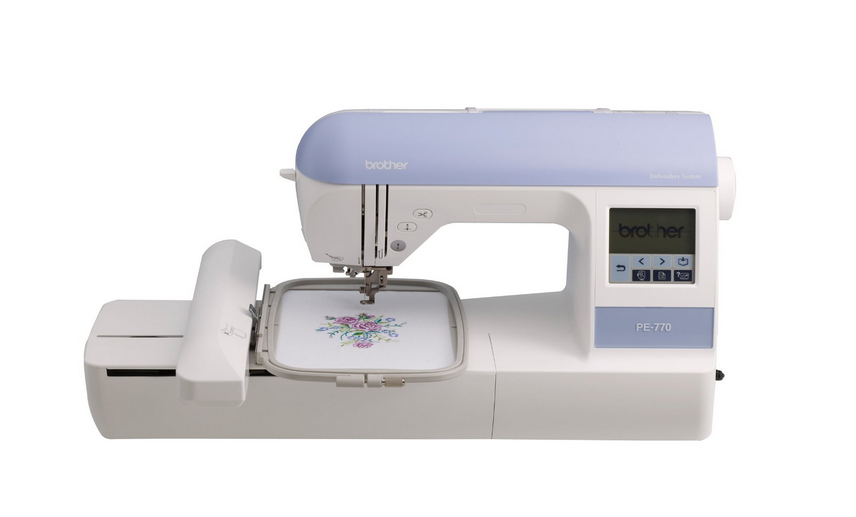 Embroidery machine mother's day