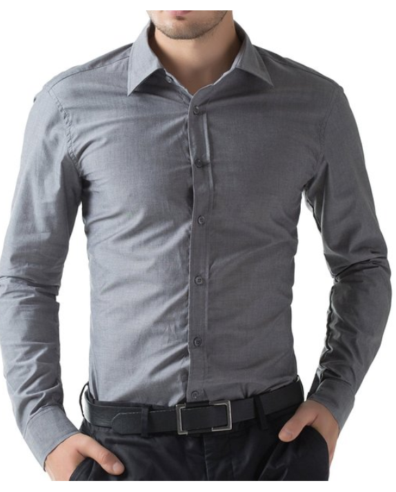 causal slim fit shirts Christmas gifts for boys