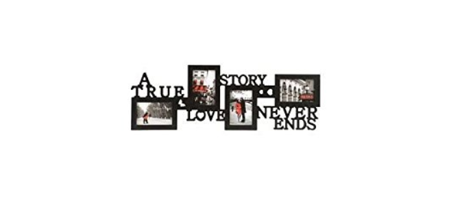 collage picture frame anniversary gifts