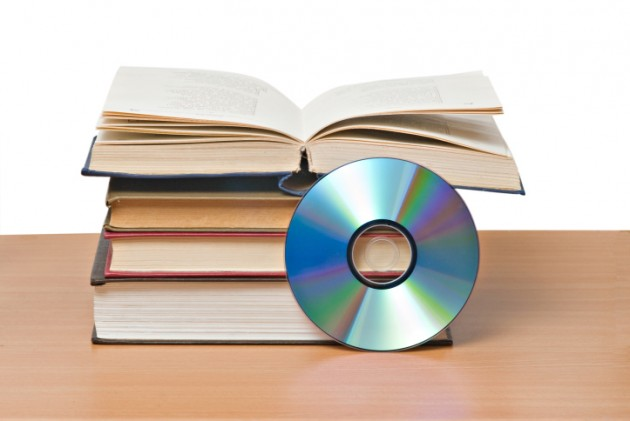 Books-and-Dvd