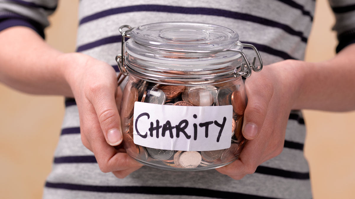 Donate a charity in your dad's name