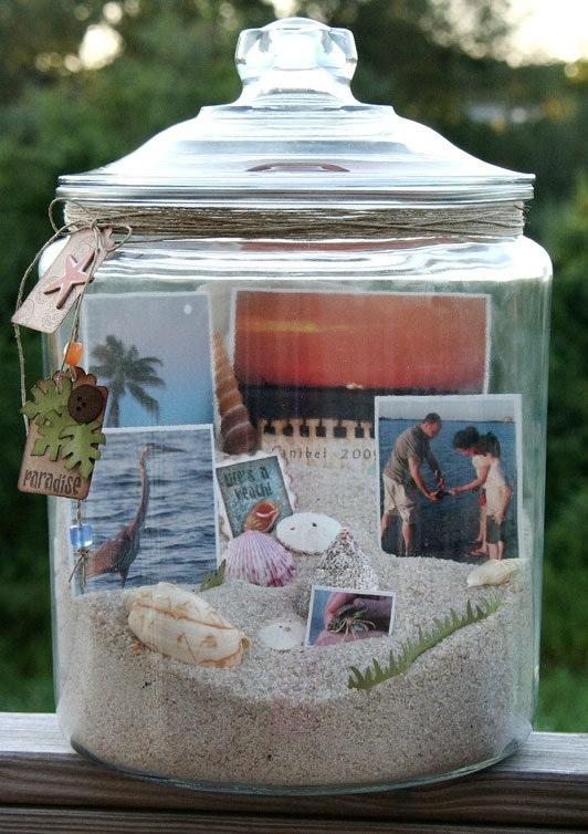 Memory Jar- Weeks of memories