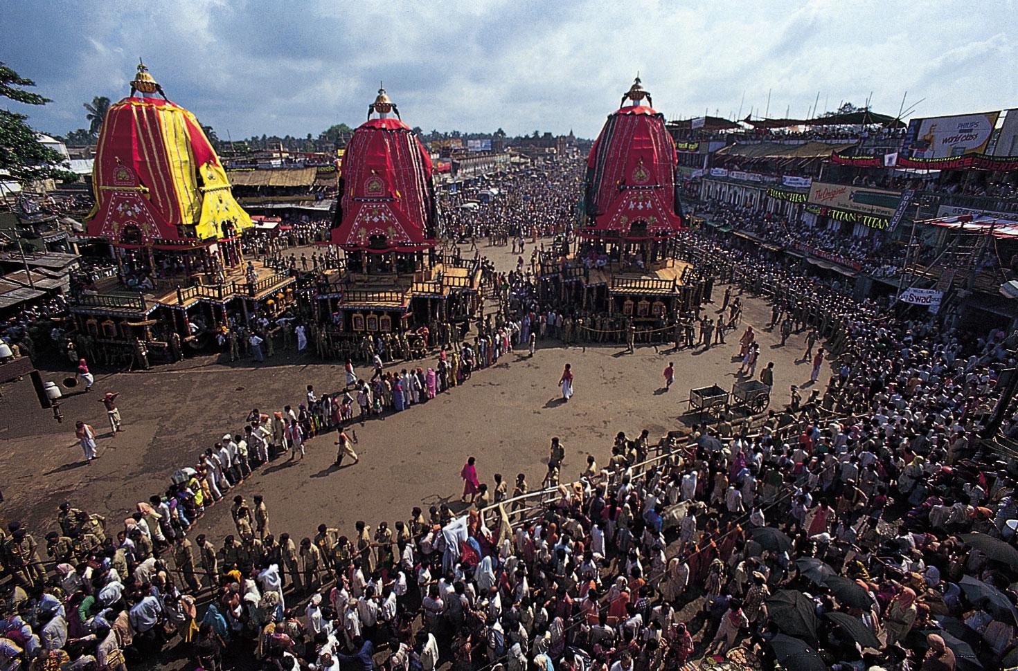 Ratha-Yatra-Puri