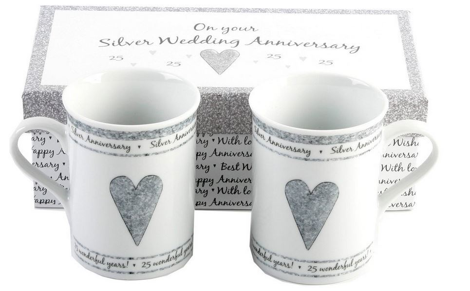 25th Wedding Anniversary Gift Ideas For Couples