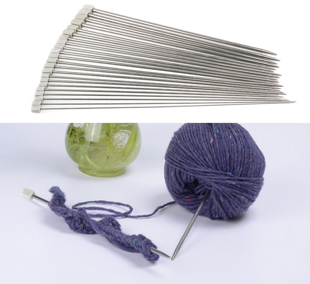 Knitting Needles Paint Kitchen : Diy unusual gift ideas for your family gifts