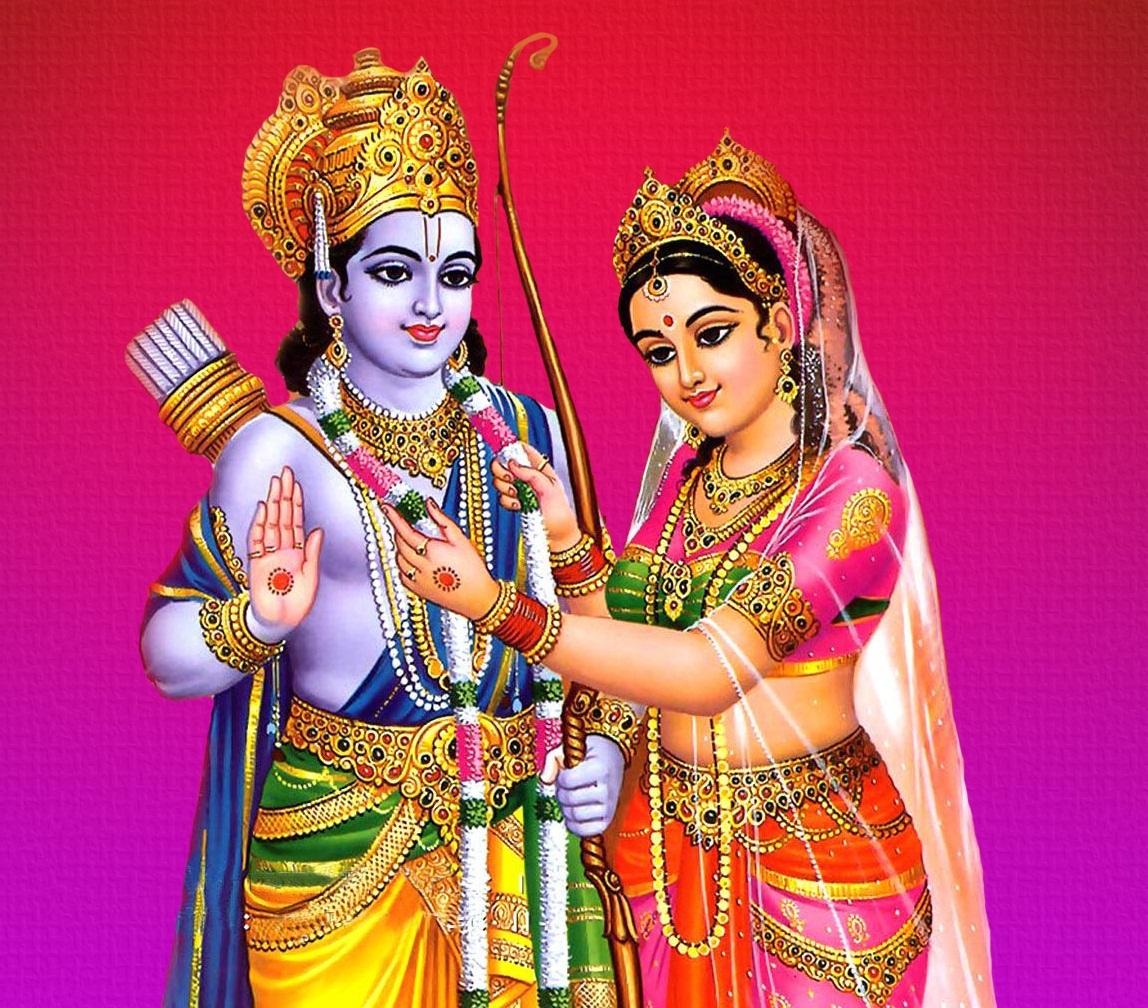 Lord-Rama-and-Sita