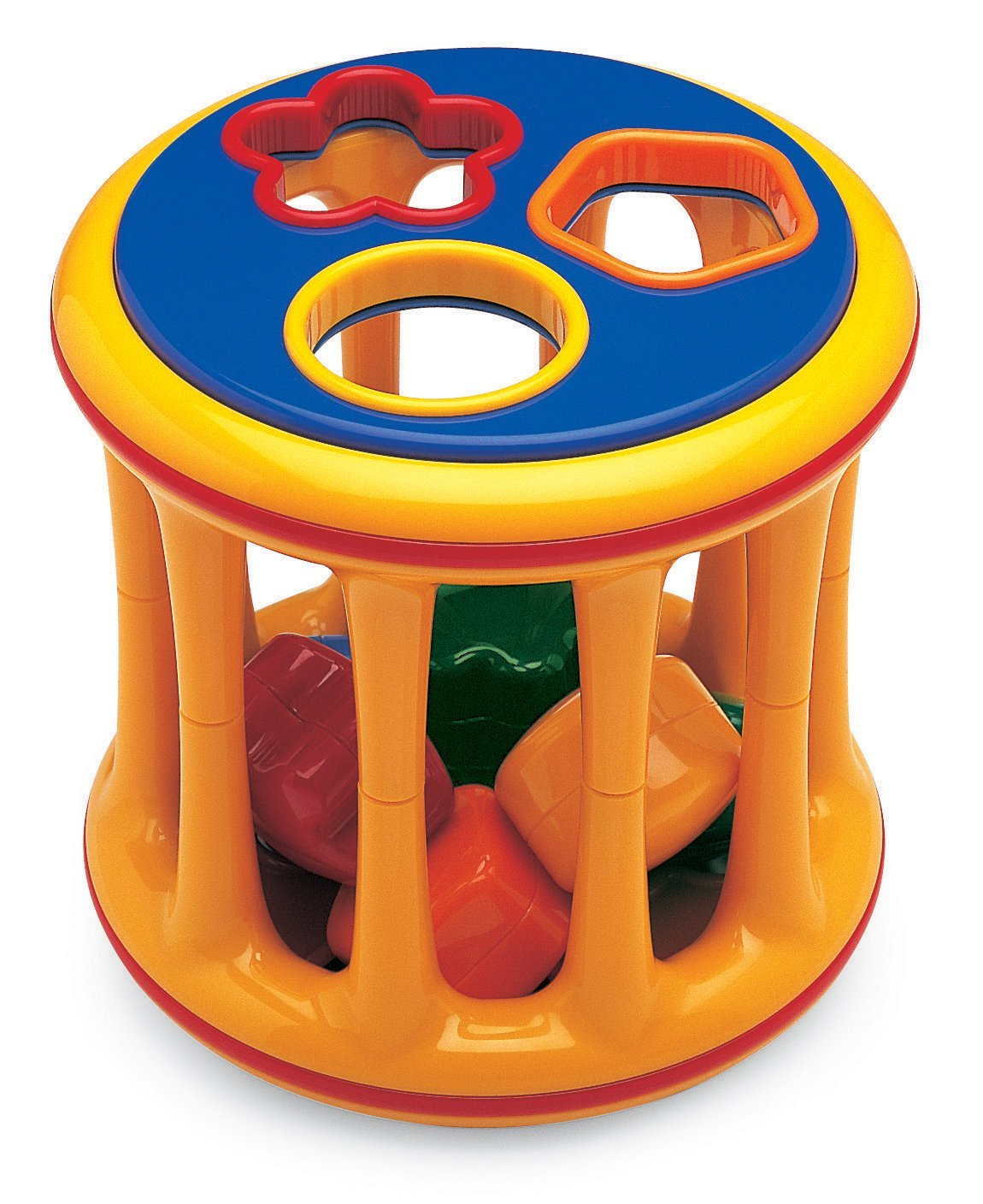 Shape sorter or puzzle toys with sounds