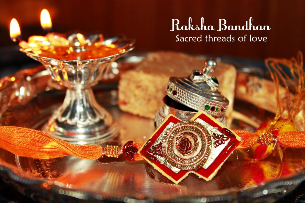 Traditional Rakhi Thread