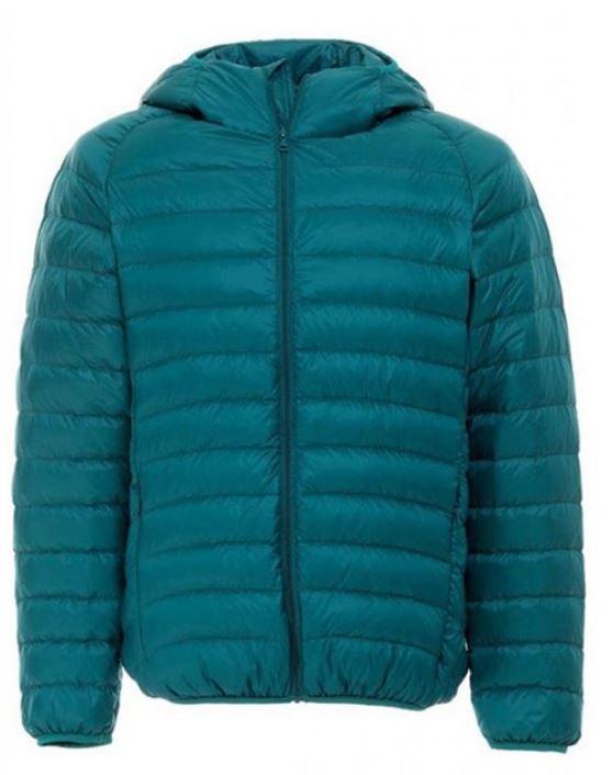 Unisex jacket with hoodie