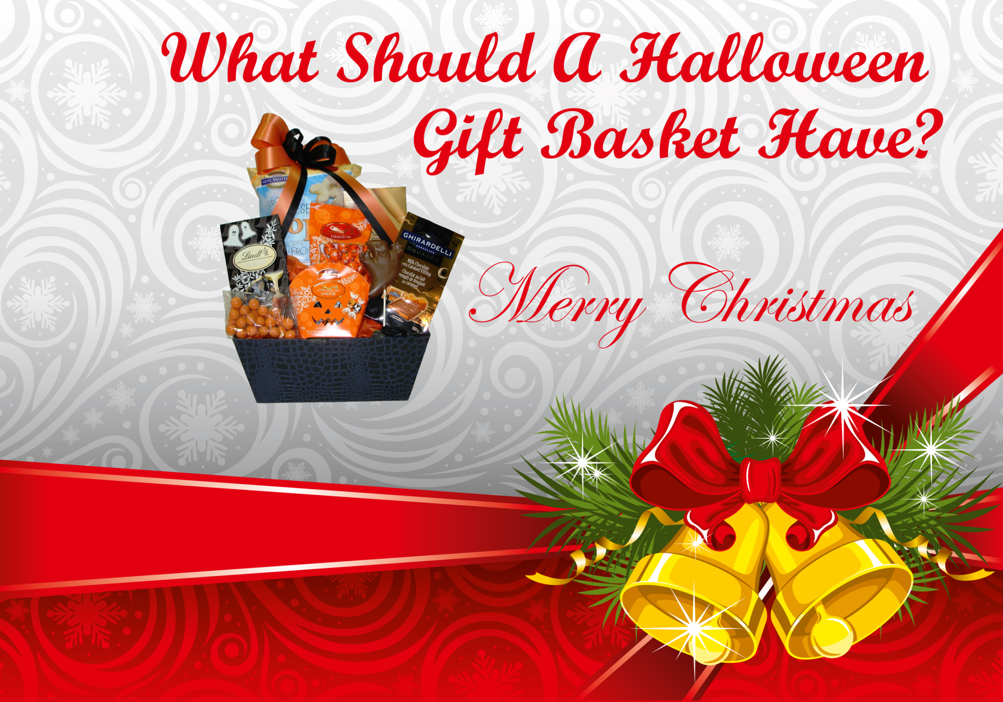 What Should A Halloween Gift Basket Have