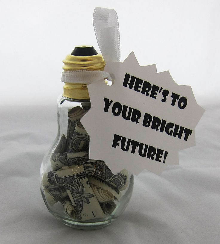 Best graduation gift ideas unusual gifts for Cool money jars