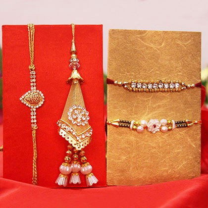 Rakhis For Bhaiya And Bhabhi