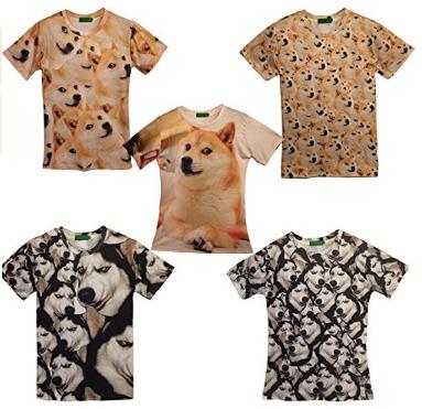 T-shirt or shirt