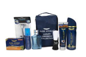 Park Avenue Men's Grooming Kit