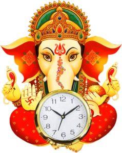 Ganesh Chaturthi clocks