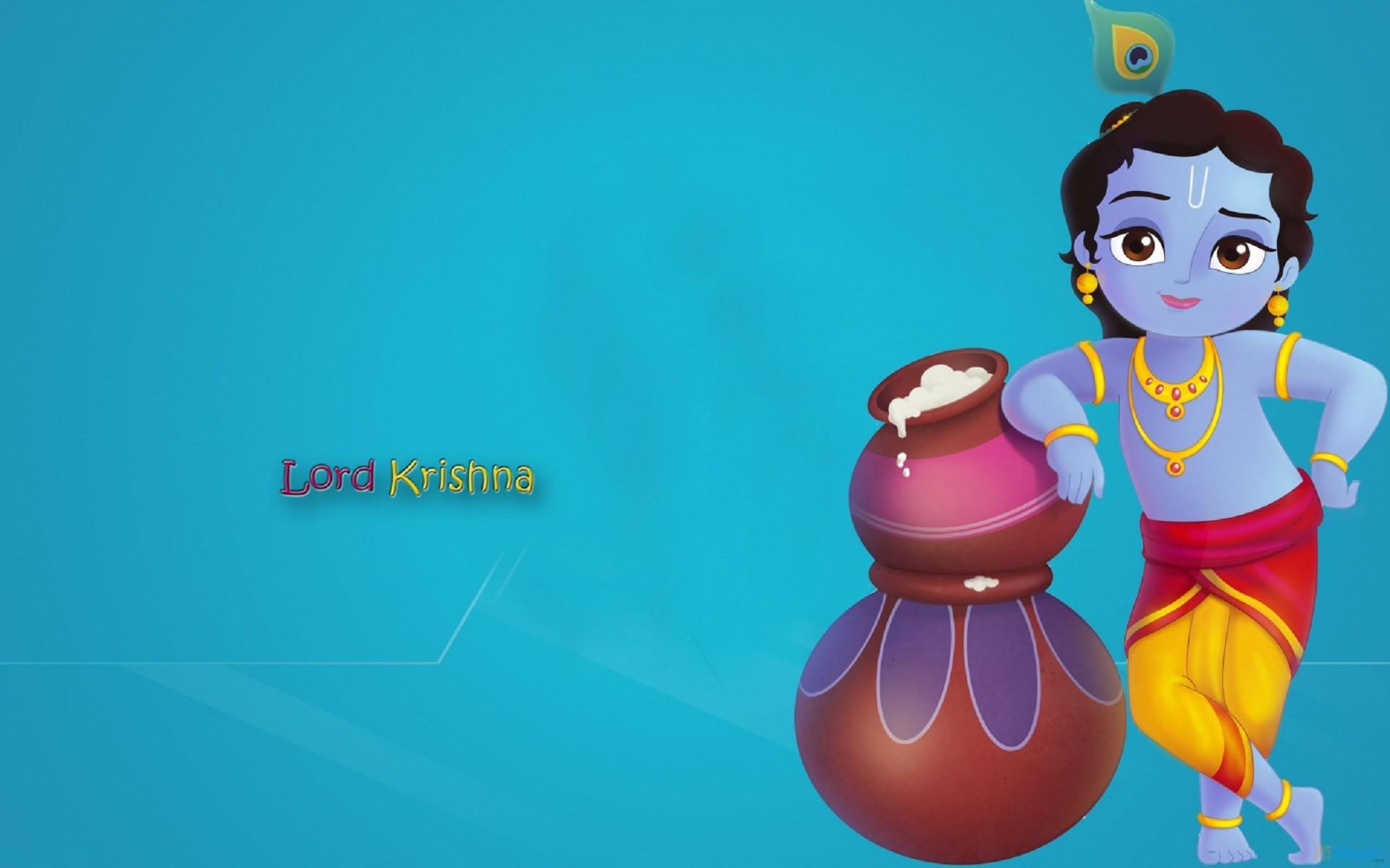 Cartoon Characters Krishna : How differently krishna janmashtami is celebrated in