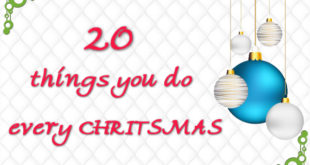 20-things-you-do-every-christmas