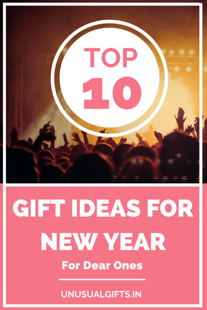 Gifts Ideas for New Year