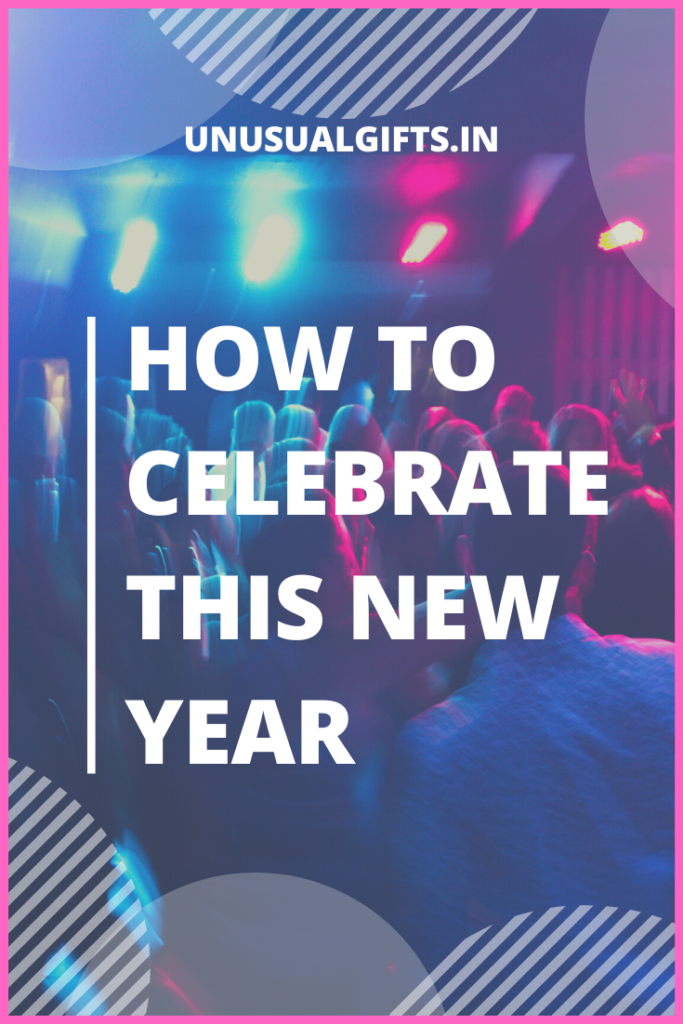 How to celebrate New Year 2020