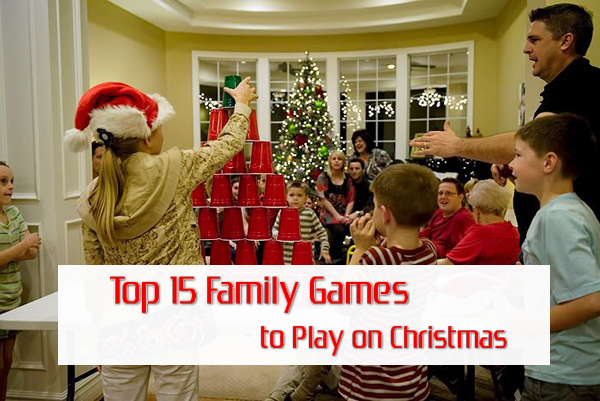 family games to play on christmas - Family Games To Play At Christmas