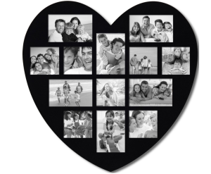 Photo frame Christmas gift suggestions for parents