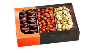food nuts basket gourmet