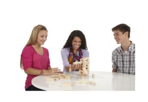 jenga family game