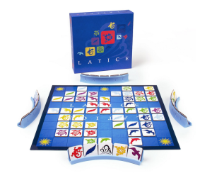 lattice board game