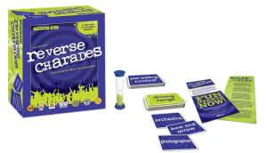 reverse charades family games