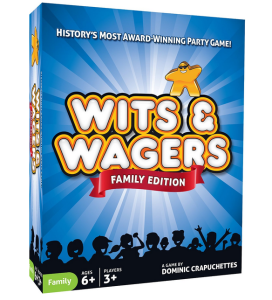wit and wagers family game
