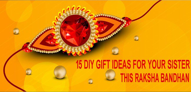 Raksha bandhan gifts for sister ideas for christmas