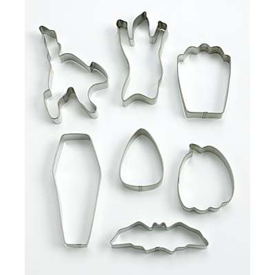 Cookie cutters to decorate kitchen
