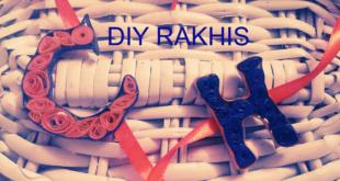 DIY Rakhis