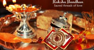 Traditional Rakhi Thread