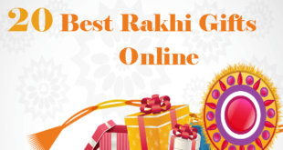 20 Best Rakhi Gifts Online