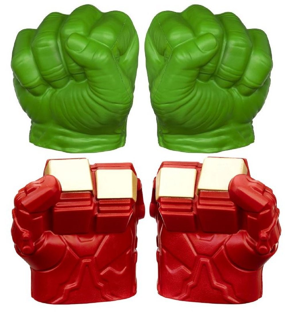 Battle fist